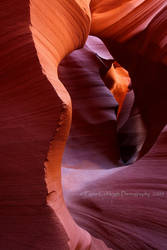 Lower Antelope Canyon by La-Vita-a-Bella