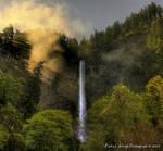 Waterfall: Radiance