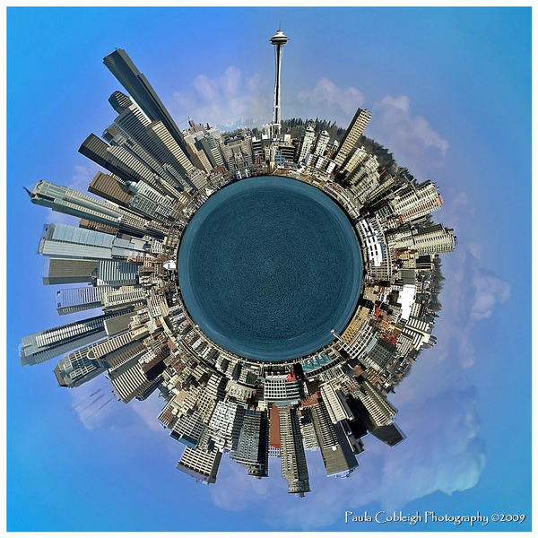 Planet Seattle by La-Vita-a-Bella