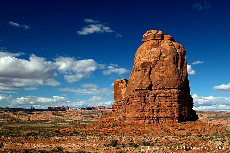 Arches National Park by La-Vita-a-Bella