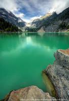 Blanca Lake II by La-Vita-a-Bella