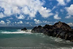 My Ocean Paradise by La-Vita-a-Bella