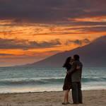 Sunset Kiss by La-Vita-a-Bella