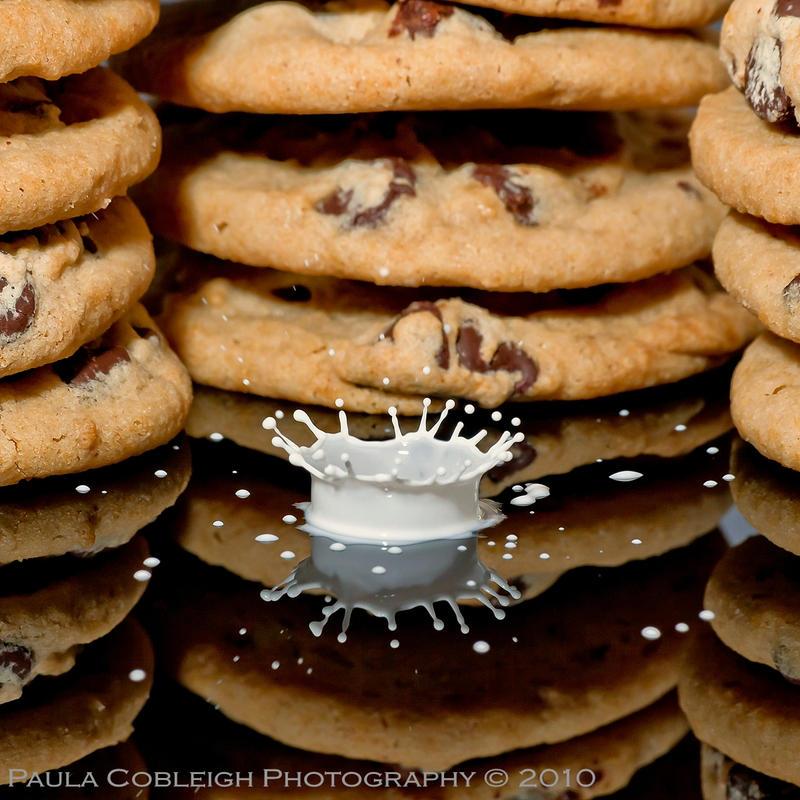 Cookie Cookie Cookie...Milk