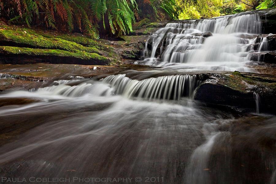 Leura Cascades by La-Vita-a-Bella