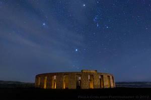 Stonehenge by La-Vita-a-Bella