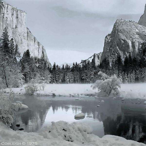 Yosemite 1975 by La-Vita-a-Bella