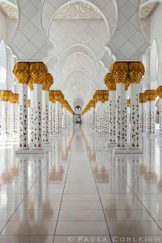 Mosque Columns