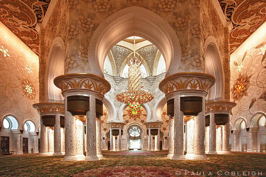 The Prayer Hall by La-Vita-a-Bella