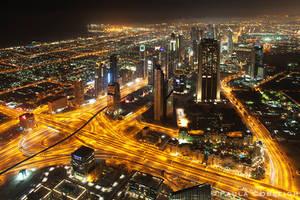 Downtown Dubai by La-Vita-a-Bella