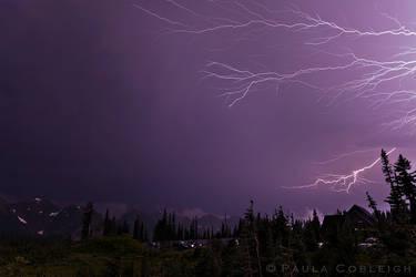 Lightning at Paradise