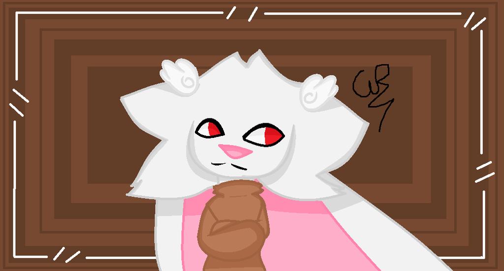 Sika (oc) by cupcake12coffee