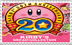 Kirby's Dream Collection Stamp by Felixgal1919