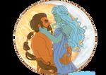 Khal and Khaleesi