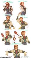 Hans is Pretty