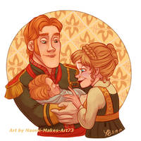 Our Legacy by naomimakesart
