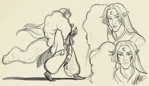 Sesshy Sketches
