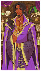 Gilmore's Glorious Goods by naomimakesart