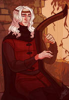 Favorites Countdown: Rhaegar Targaryen by naomimakesart