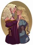 Rhaena And Elissa
