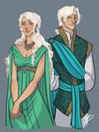 Laenor And Laena