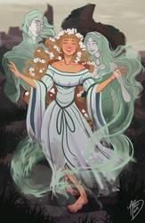 Jenny of Oldstones by naomimakesart