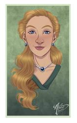 The King's Ladies: Falena Stokeworth