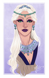 The King's Ladies: Serenei of Lys