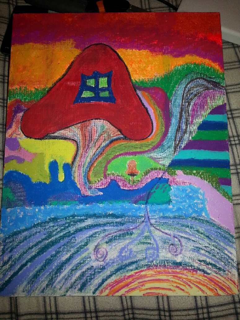 ShrOOm Haus by PositiveInteraction