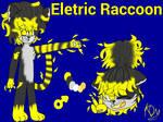 Eletric Raccoon OTA (OPEN) by KauToons