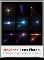 Advance Lens Flares by khaledzz9