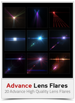 Advance Lens Flares