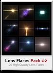 Lens Flares Pack 02
