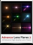 Advance Lens Flares 02