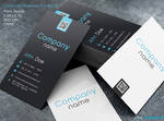 Corporate Business Card 002