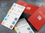 Social Code Business Card