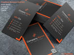 Corporate Business Card 007