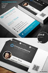 Corporate Business Card 011