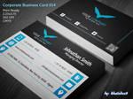 Corporate Business Card 014