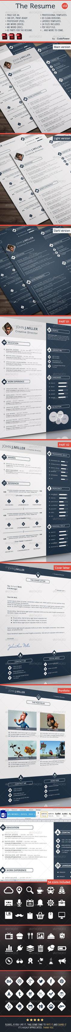 The Resume by khaledzz9