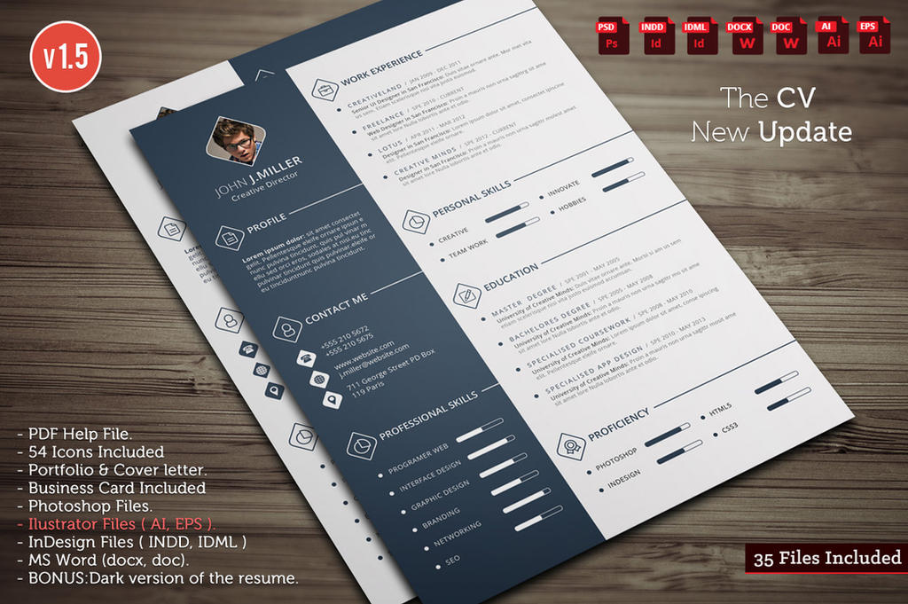 the cv new update by khaledzz9 - Best Resumes Ever