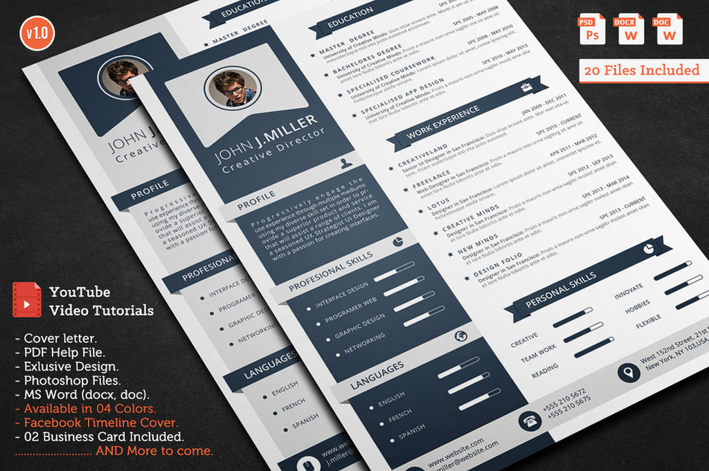 smasher cv resume by khaledzz9 on deviantart