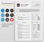 The Resume I by khaledzz9