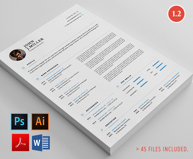 Resume by khaledzz9