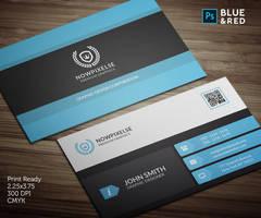 Corporate Business Card 007