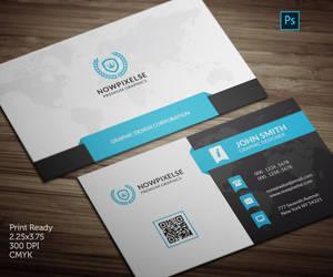 Corporate Business Card 008
