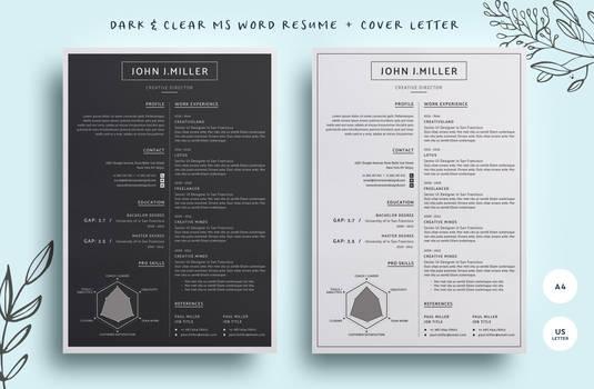 Resume MS Word