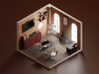 101 Room by khaledzz9