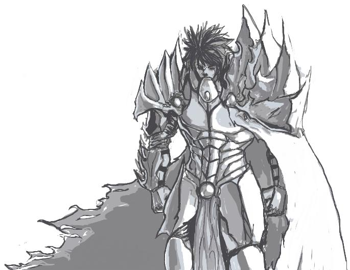 Battle armor by Sander-san
