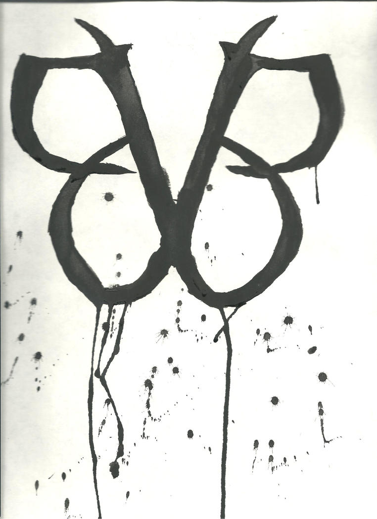 Black Veil Brides Logo By LuluBug15